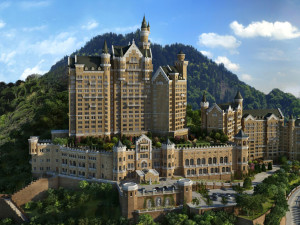 The Castle Hotel In China, A Luxury Collection Hotel, Dalian, opens to guests